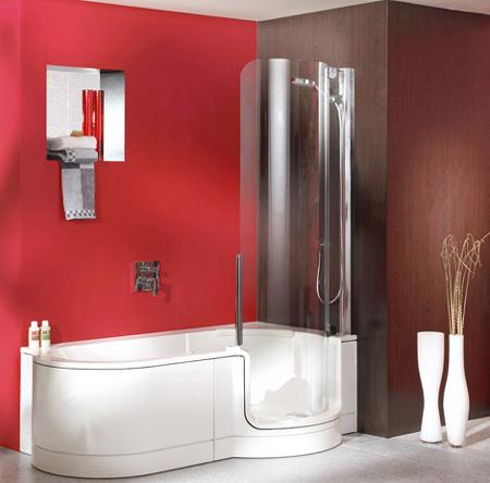 Ванная/Туалет Artweger-twinline-tub-shower